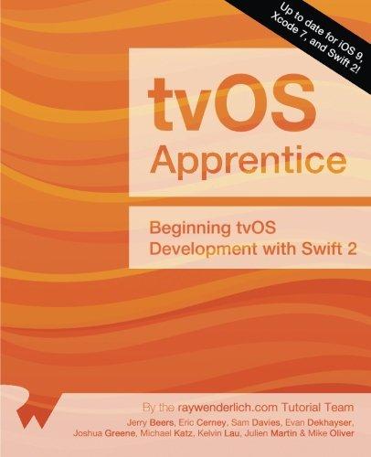 The tvOS Apprentice: Beginning tvOS Development with Swift 2