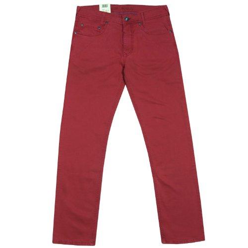 Mac, 0778L22-050300-453R Arne 01 Modern Fit, Herren Jeans, ziegel, W 30 L 30 [14153]