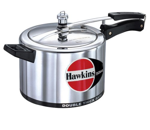 Hawkins Ekobase 5 Liters Aluminum Pressure Cooker