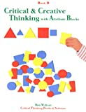 img - for Critical and Creative Thinking with Attribute Blocks Book B book / textbook / text book