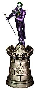 Dc Superhero Chess Collection Magazine #2 Joker Black King