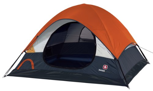Swiss Gear Cheval Sport Dome Tent (Orange/Grey)  sc 1 st  family tent & family tent: Compare Swiss Gear Cheval Sport Dome Tent (Orange/Grey)