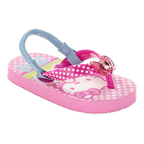 Hello-Kitty-Polka-Dotted-Flip-Flops-with-Backstraps