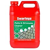 PATIO & DRIVEWAY CLEANER 5L Chemicals Cleaning - PATIO & DRIVEWAY CLEANER, 5L, Cleaner Applications: Floor, General Purpose, Cleaner Type: General Purpose, Dispensing Method: Drum, Volume: 5l, Weight: -