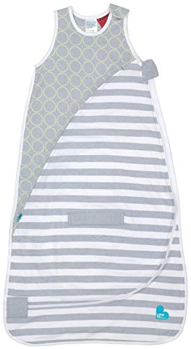 Love To Dream Inventa Sleep Bag 1.0 Tog - 12 - 36 Months - Lemon