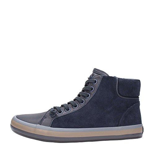 K300055-007.Sneaker alta Andratx.Blu.43