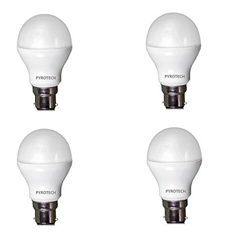 Pyrotech-12W-LED-Bulb-(Cool-White,-Pack-of-4)