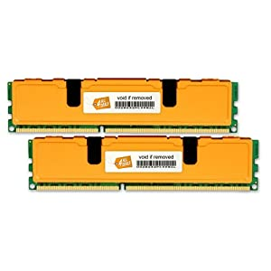 4GB 2x2GB PC2-5300 ECC FB-DIMM SERVER MEMORY RAM for HP Compaq ProLiant DL380 G5 (DDR2-667MHz 240-pin FBDIMM)