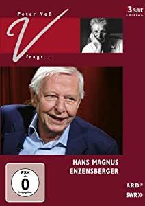 Peter Voß fragt Hans Magnus Enzensberger, 2 DVDs