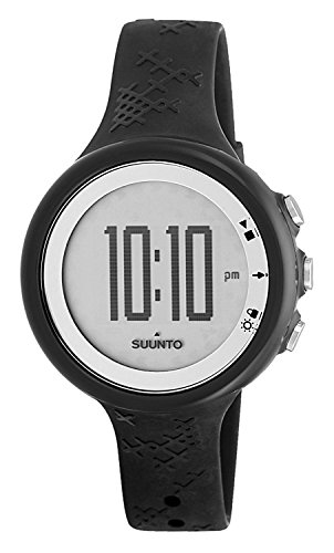 Suunto Digital-Cadran Gris-SS018259000 femmes montre