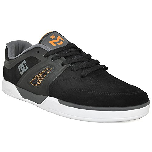 DC(ディーシー)Shoes Matt Miller SK black/orange (US-9.0インチ(27.0cm))