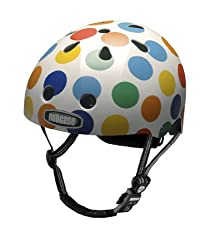 Nutcase Dots Bike Helmet by Nutcase