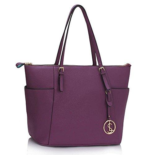Ladies Fashion Desinger Quality Tote Bags Women's
