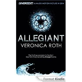 Allegiant (Divergent Book 3) (English Edition)