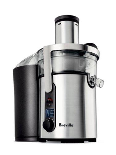 Breville BJE510XL Ikon 900-Watt Variable-Speed Juice Extractor