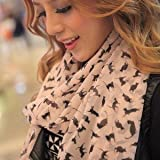 Apparel & Shoes Online Shop Ranking 18. The Cat Print Scarf
