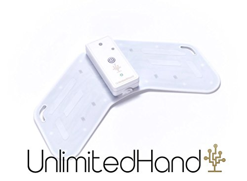 触感型ゲームコントローラー UnlimitedHand Developer's Edition