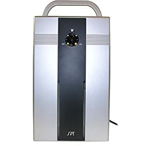 Sunpentown SD-350TI Mini Dehumidifier with UV Light and TiO2