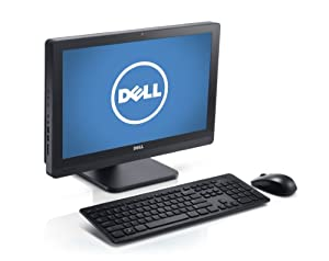 Dell Inspiron One 2020 io2020-5000BK 20-Inch All-in-One Desktop (Black)