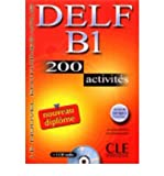 img - for Le Nouvel Entrainez-Vous: Nouveau Delf B1 - 200 Activites - Livre & CD--Audio (Mixed media product)(French) - Common book / textbook / text book