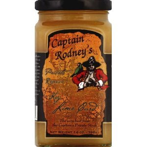 Captain Rodney's Private Reserve Key Lime Curd 14.0 Oz (Pack of 2)