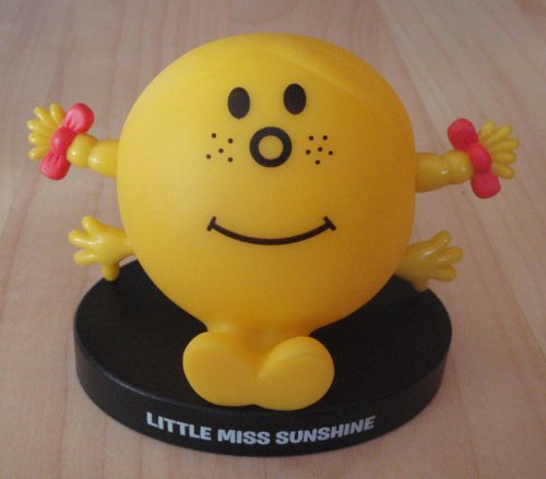 Buy Low Price Jakks Pacific Mr. Men Little Miss – Little Miss Sunshine Figure (B001QGFYC6)