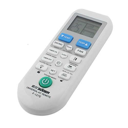 sourcingmapr-f-127e-replacement-air-conditioner-universal-a-c-remote-control