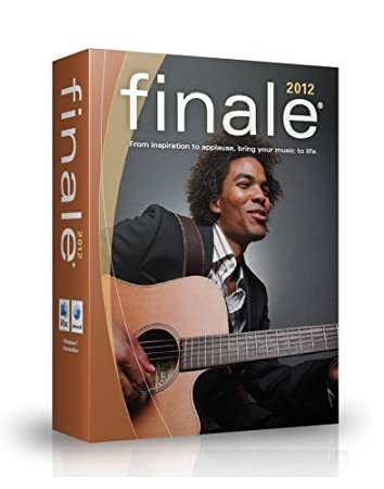 Finale 2012 Academic
