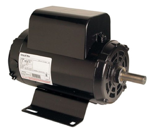 5 Hp 3450Rpm R56Y Frame 208-230 Volts Replacement Air Compressor Motor - Ao Smith Electric Motor #B