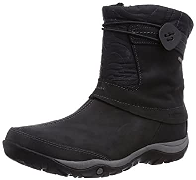 Merrell Women's Dewbrook Zip Waterproof Winter Boot