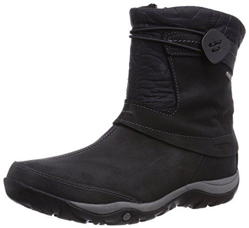 merrell-dewbrook-zip-wtpf-damen-halbschaft-schlupfstiefel-schwarz-black-40-eu