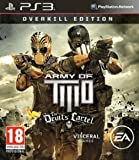 Army of Two The Devil's Cartel Overkill Edition Game PS3