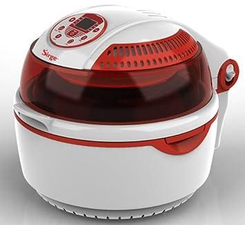 Friteuse air num rique automatique automatique four for Programme cuisine 3d