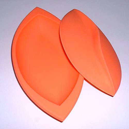 S.I.F - Papillote 750 cl silicone orange a/couvercle*