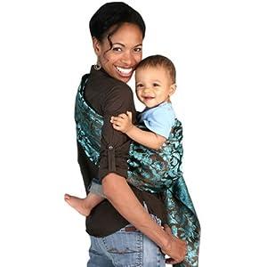 Zolowear Silk Brocade Baby Sling