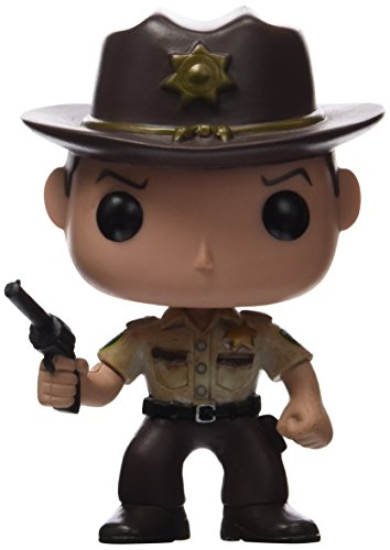 Funko FU2955 - The Walking Dead Deputy Rick Grimes