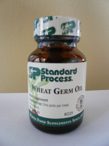 Standard Process Wheat Germ Oil 60P