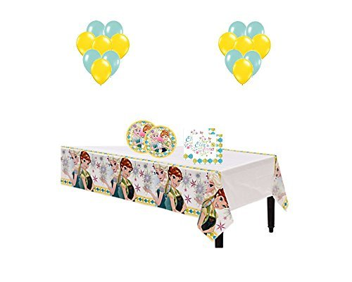 Frozen Fever Party Pack for 16 Guests by F