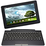 Asus Transformer Pad TF300T 25,7 cm (10,1 Zoll) Convertible Tablet-PC (NVIDIA Tegra 3, 1,2GHz, 1GB RAM, 16GB HDD, NVIDIA 12 GeForce, Touchscreen, Android OS) inkl. Keydock schwarz