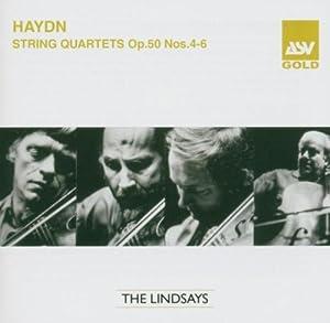 String Quartets Op 50 4-6
