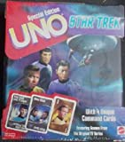 Special Edition Uno Star Trek Card Game 1999