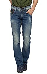 SPYKAR Men Denim Blue Jean (36)