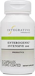 Integrative Therapeutics - Enterogenic Intensive 100 - High-Potency Probiotics - 30 Capsules