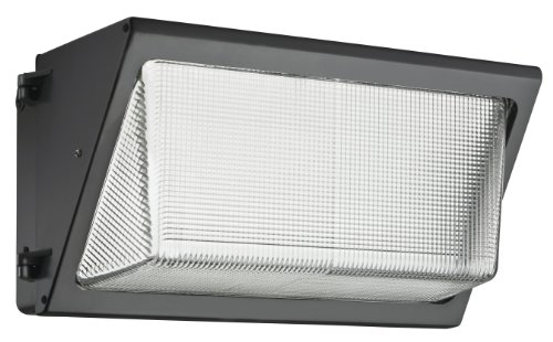 Lithonia Twr2 Led 1 50K Mvolt Ddb Wall Led 79W Outdoor Luminaire Light, Bronze