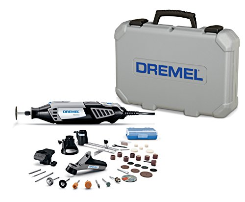 dremel 4000 4 34 high performance rotary tool kit with. Black Bedroom Furniture Sets. Home Design Ideas