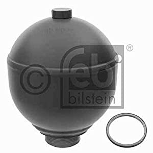 New Febi Bilstein Kit 2 x Car Suspension Sphere Genuine OE Quality Part 22497_G