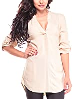 Laura Bettini Blusa (Beige)