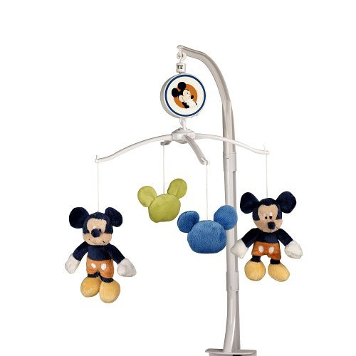 Disney Baby Go Mickey Musical Mobile