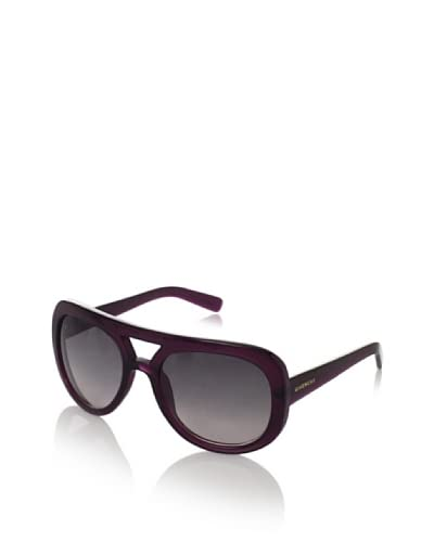 Givenchy Women's SGV756 Sunglasses, Purple