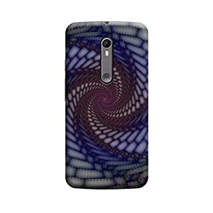 iCover Premium Printed Mobile Back Case Cover With Full protection For Moto X Style (Designer Case)
